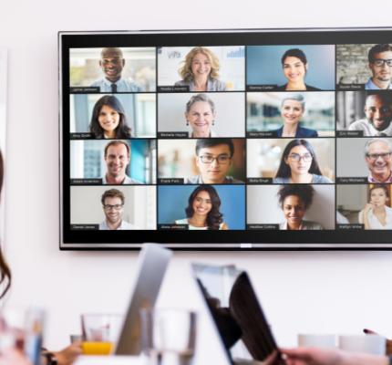 Screenshot Zoom Meetings